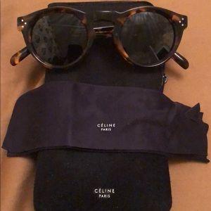 Brand new Céline CL 41370/S tortoise sunglasses
